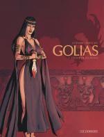 Golias T3 : L'élixir de jouvence (0), bd chez Le Lombard de Le Tendre, Lereculey, Stambecco