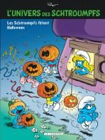 L'Univers des Schtroumpfs T5 : Les Schtroumpfs fêtent Halloween (0), bd chez Le Lombard de Peyo