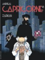 Capricorne T18 : Zarkan (0), bd chez Le Lombard de Andreas, Cochet