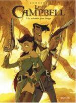 Campbell T2 : Le redoutable pirate Morgan (0), bd chez Dupuis de Munuera, Sedyas