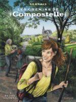Les Chemins de Compostelle T1 : Petite licorne (0), bd chez Dupuis de Servais, Raives