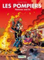 Les pompiers T14 : Flammes and co (0), bd chez Bamboo de Cazenove, Stédo, Favrelle