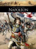 Napoléon T1, bd chez Glénat de Simsolo, Tulard, Fiorentino