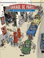 Le Garage de Paris T1 : Dix histoires de voitures populaires (0), bd chez Glénat de Dugomier, Bazile, Magne