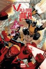 All-New X-Men T2 : Choisis ton camp (0), comics chez Panini Comics de Bendis, Marquez, Immonen, Beredo, Gracia