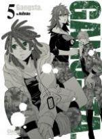 Gangsta T5, manga chez Glénat de Kohske