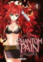 Phantom pain  T4, manga chez Soleil de Takadono, Kuramoto