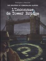 Les Enquêtes du commissaire Raffini T11 : L'inconnue de Tower Bridge (0), bd chez Tartamudo de Rodolphe, Maucler