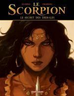 Le scorpion T11 : La neuvième famille (0), bd chez Dargaud de Desberg, Marini