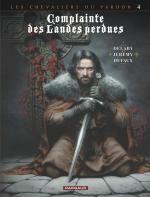 Complainte des landes perdues – cycle 2, T8 : Sill Valt (0), bd chez Dargaud de Dufaux, Delaby, Jérémy