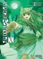 Spice and wolf  T10, manga chez Ototo de Hasekura, Ayakura, Koume