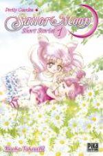 Sailor moon - Short stories  T1, manga chez Pika de Takeuchi