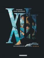 XIII T4, bd chez Dargaud de Van Hamme, Vance, Petra