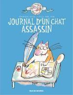 Le Chat assassin T1 : Journal d'un chat assassin (0), bd chez Rue de Sèvres de Deiss, Finne