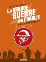 La grande guerre de Charlie T7 : La grande mutinerie (0), comics chez Delirium de Mills, Colquhoun