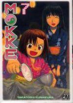 Mokke T7, manga chez Pika de Kumakura