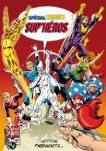 Spécial Origines Sup'Héros, comics chez Original Watts de Man, Mitton