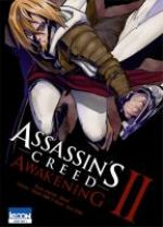 Assassin's creed awakening T2, manga chez Ki-oon de Oiwa