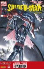 Spider-Man - Hors série T3 : Morbius (2/2) (0), comics chez Panini Comics de Keatinge, Slott, De Landro, Elson, Ruiz, Checchetto, Fabela, Caselli