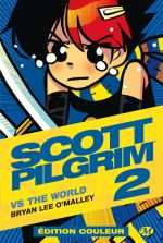 Scott Pilgrim T2 : vs the world (0), comics chez Milady Graphics de O'Malley, Fairbairn