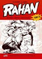 Rahan T10 : Intégrale noir et blanc (0), bd chez Soleil de Lecureux, Cheret