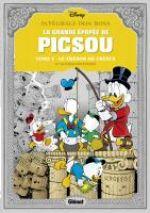 La Grande épopée de Picsou T5 : Le trésor de Crésus (0), comics chez Glénat de Rosa