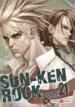 Sun-Ken Rock – Edition simple, T21, manga chez Bamboo de Boichi