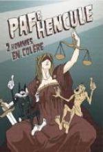Paf & Hencule T2 : 2 hommes en colère (0), bd chez Même pas mal Editions de Kadabra, Acnéique