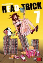Head-trick T7, manga chez ED Edition de E., D., K'Yat