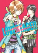 Love stage T4, manga chez Taïfu comics de Eiki, Zao