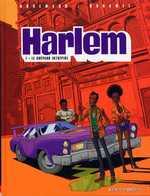 Harlem T1 : Le guépard intrépide (0), bd chez Vents d'Ouest de Brrémaud, Duhamel