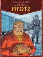 Hertz T1, bd chez Glénat de Convard, Juillard, Falque, Paul