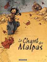 Le chant des Malpas, bd chez Dargaud de Boisserie, Bara, Champion