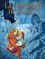 La compagnie des Glaces – cycle 2 : Cabaret Miki, T9 : Otage des glaces (0), bd chez Dargaud de Studio Jotim