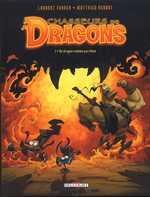 Chasseurs de dragons T1 : Un dragon comme pas deux (0), bd chez Delcourt de Turner, Venant, Lorien