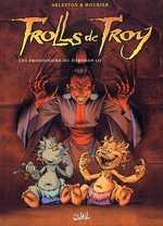 Trolls de Troy T9 : Les prisonniers du Darshan (0), bd chez Soleil de Arleston, Mourier, Guth