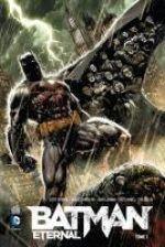 Batman Eternal T1, comics chez Urban Comics de Seeley, Fawkes, Tynion IV, Layman, Snyder, Ortego, Janin, March, Nguyen, Clarke, Bertram, Burchielli, Fabok, Simeoni, McCarthy, Morey, Cox, Blond, Stewart, Kalisz, Anderson, McCaig, Major