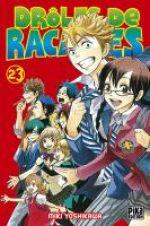 Drôles de racailles T23, manga chez Pika de Yoshikawa