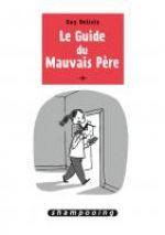 Le Guide du mauvais père T3, bd chez Delcourt de Delisle