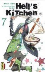 Hell's kitchen  T7, manga chez Kana de Nishimura, Amashi