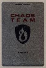 Chaos team : Saison 1 (0), bd chez Akileos de Brugeas, Toulhoat