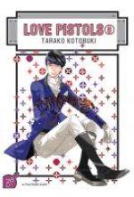 Love Pistols T8, manga chez Taïfu comics de Kotobuki