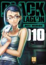 Black lagoon - Nouvelle édition T10, manga chez Kazé manga de Hiroe