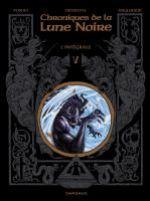 Chroniques de la lune noire T5, bd chez Dargaud de Froideval, Angleraud, Pontet, Guénet, Bell