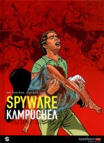 Spyware T2 : Kampuchéa (0), bd chez Sandawe de Quella-Guyot, Bauer