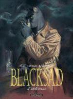 Blacksad, bd chez Dargaud de Canales, Guarnido