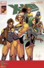 X-Men Universe – Revue V 3, T18 : Retour au foyer (0), comics chez Panini Comics de David, Isanove, Claremont, Wood, Bunn, Di Giandomenico, Nauck, Anka, Hernandez Walta, Bellaire, Keith, Rosenberg, Loughridge, Larroca