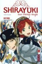 Shirayuki aux cheveux rouges T11, manga chez Kana de Akizuki