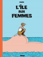 L'Île aux Femmes, bd chez Glénat de Zanzim, Hubert