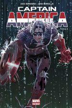 Captain America (vol.7) T2 : Perdu dans la dimension Z - 2ème partie (0), comics chez Panini Comics de Remender, Romita Jr, White, Janson